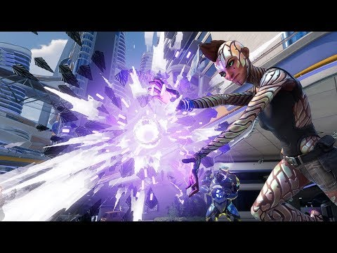 DLC Agent Lazarus de Agents of Mayhem