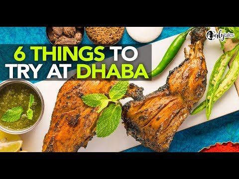 6 Authentic Punjabi Dishes You Can't Miss At Dhaba   Curly Tales