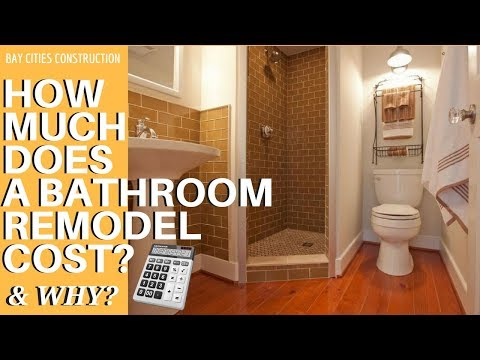 Bathroom Remodel   How Much Does a Bathroom Remodel Cost and Why?