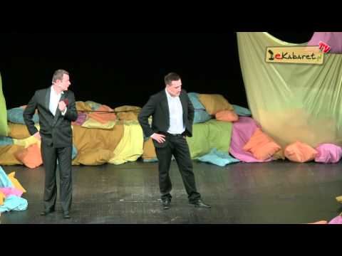 Kabaret Nowaki - Wyjście na bal z kobietą
