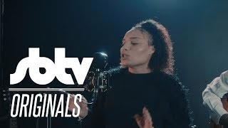 MUSIC: SHARNA BASS PERFORMS AN ACOUSTIC VERSION OF 'IN LOVE' FOR SBTV LIVE