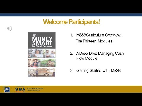 Money Smart for Small Business Train-the-Trainer Live Workshop ...