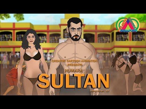 Sultan Movie Spoof || Salman Khan, Anushka Sharma || CCA Spoof