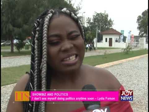 Let's Talk Entertainment with Becky on JoyNews (16-7-19)