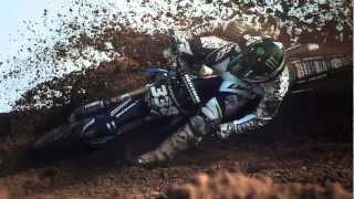 Monster Yamaha Motocross 2012