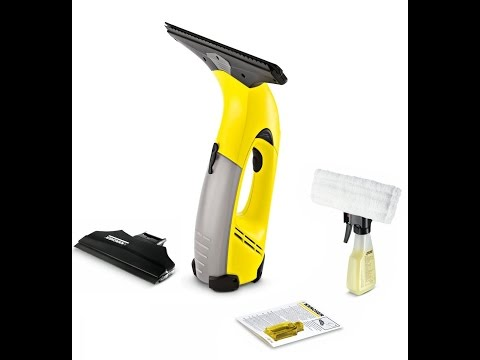 Karcher window cleaner, real home review