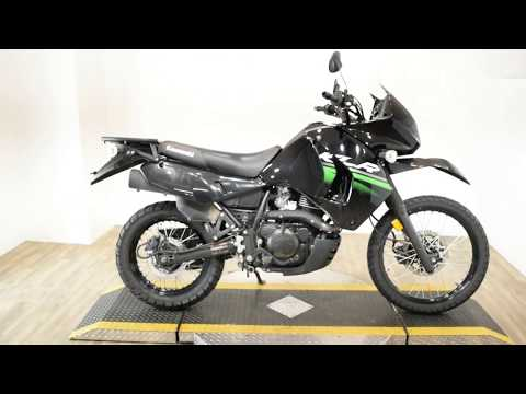2016 Kawasaki KLR 650 in Wauconda, Illinois - Video 1