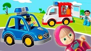 Мультики для детей все серии подряд!Мультики с игрушками Маша и Медведь Свинка Пеппа Щенячий патруль