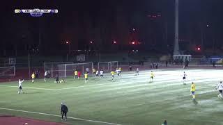 Строгино - Торпедо 2:2 (04.11.2017). Голы и невероятный промах в конце матча.