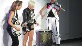 Dixie Chicks   Bluegrass Instrumental & Ready to Run Irvine, Calif   7/20/2016