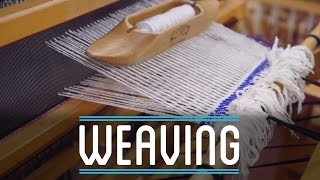 DIY Weaving | How To Make Everything: Suit (5/10)