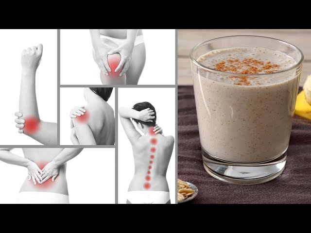 This Miracle Recipe Will Heal Your Back, Joints and Legs Pain