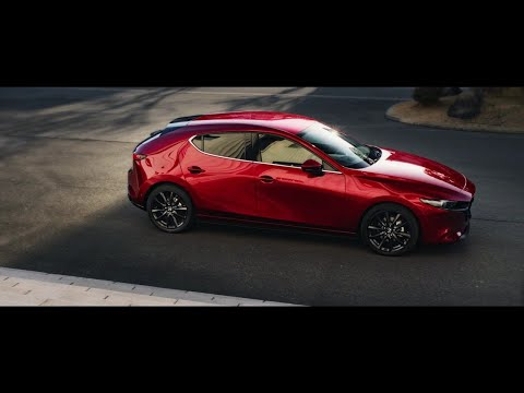 Mazda 3 Hatch Хетчбек класса C - рекламное видео 2