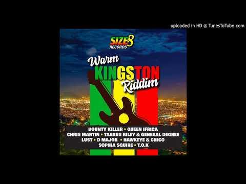 Warm Kingston Riddim Mix (Full  Jan 2019) Feat. Tarrus Riley  Chris Martin  Queen Ifrica  General De