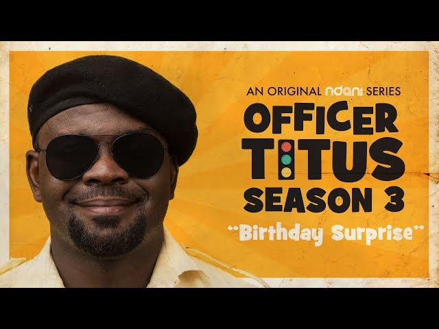 Oga Titus Has A Birthday Surprise For Sisi