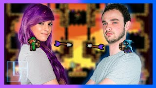 Ali-A & AshleyMarieeGaming - Towerfall Ascension: 1v1 | Legends of Gaming