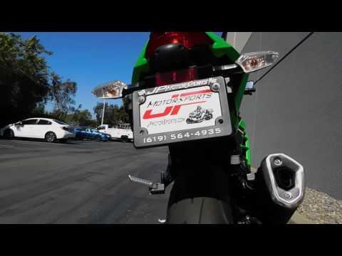 2014 Kawasaki Ninja® 300 ABS SE in Chula Vista, California