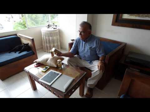 Procedimientos en el vídeo de próstata