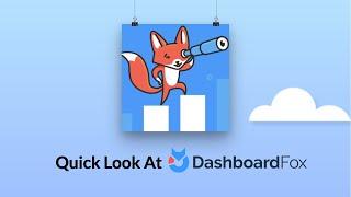 Vidéo de DashboardFox