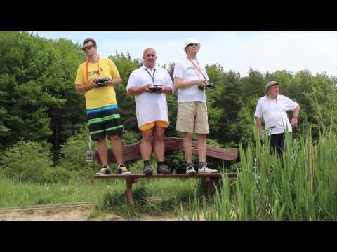Orfűi vízi sport évadnyitó és III. Tókerülő Modellvitorlás Túraverseny