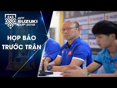 HLV Park Hang-seo: Đội tuyển Myanmar có hàng công ấn tượng