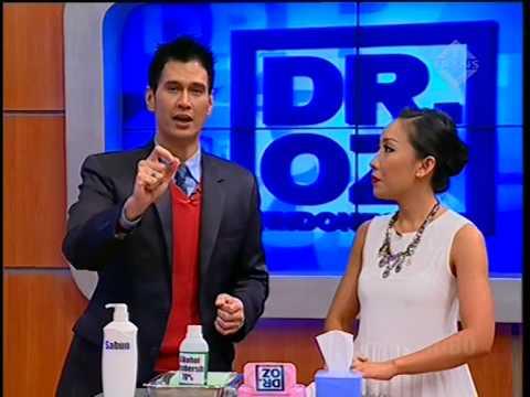 Video DR. Oz eps. cara mencegah batuk dan flu