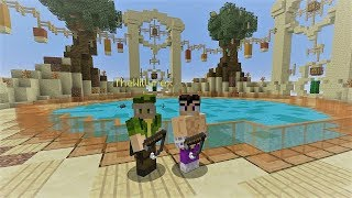 SUPER PESCADORES - WILLY VS VEGETTA (MINECRAFT MINIJUEGOS)