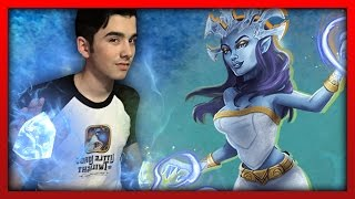 TIME TO FREEZE! NEW Character Battle: LADY FROST!! Little Lords of Twilight Gameplay!
