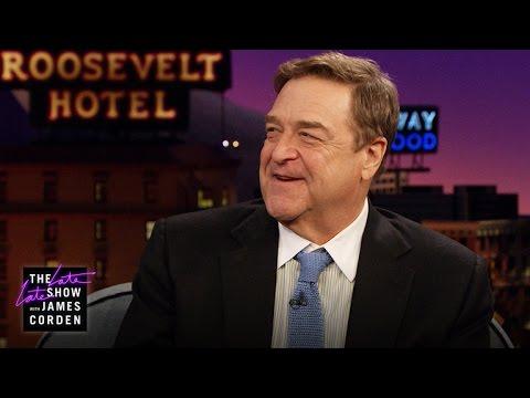 John Goodman's New Star on the Hollywood Walk of Fame