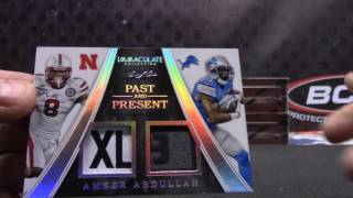2016 Immaculate Football 6 Box Case Serial #s GB
