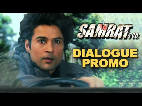 Smart Criminal | Dialogue Promo | Samrat & Co. | Rajeev Khandelwal