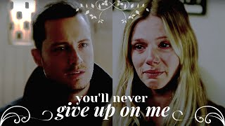 Jay & Hailey - Give up (+8x11)