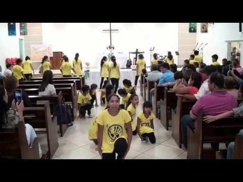 Pascoa Metodista em Bandeirante dia 20 04 2014