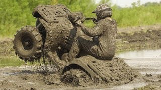 7 Fastest 4-Wheelers In Swamp And Mud