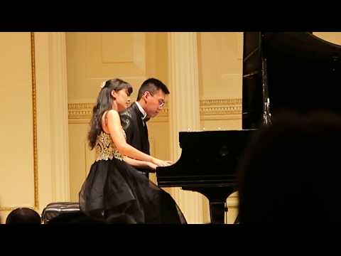 Wenting &Jingci Piano Duo Concert, Winner's Concert at 2018 Golden Classical Music Award International Competition