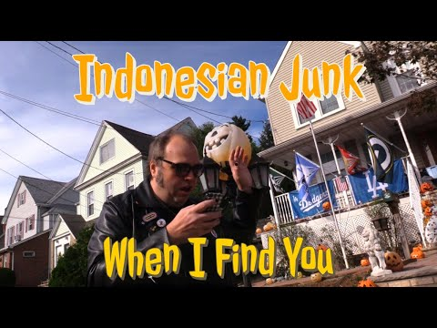 Indonesian Junk - When I Find You (Official Video)