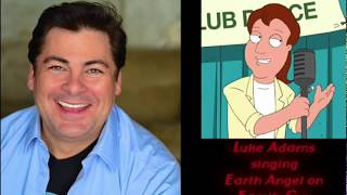 Earth Angel from Family Guy sung by Luke Adams