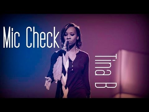 @P4CM Presents Mic Check by @TinaBPoetry