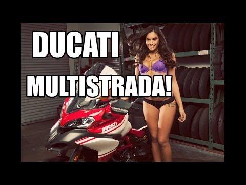 Ducati Multistrada 1200 Test Ride Review!
