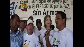 Comité municipal de apoyo por el SI en Montes de María