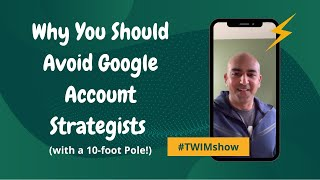 Google Account Strategist- Are they any good?