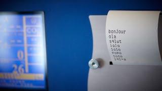 """Анализатор выхлопных газов автономный с блоком измерения дымности CAP3201EX-GO от компании ТОВ """"ДІАГНОСТІК-ЛАЙН"""" - видео"""