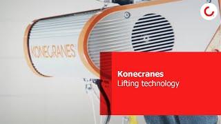Lifing technology - Konecranes corporate film module III