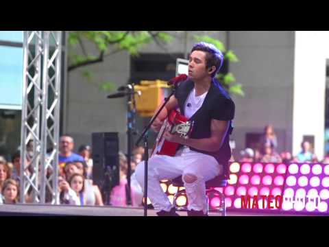 "Austin Mahone  - ""Shadow"" Live On The Today Show Mp3"