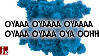 "Fally Ipupa ""juste Une Danse"" (lyrics)"
