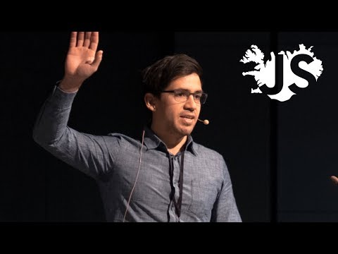 Video David Khourshid: Simplifying Complex UIs with Finite Automata & Statecharts | JSConf Iceland 2018
