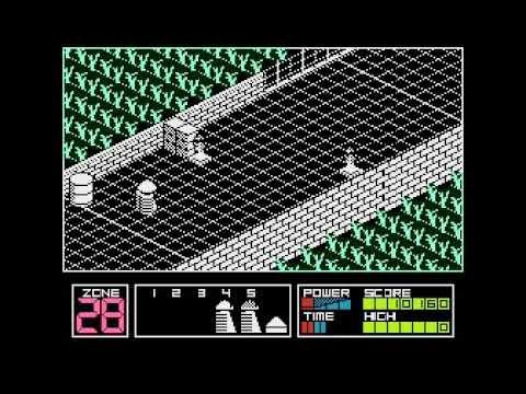 Highway Encounter - Atari XL/XE - Longplay