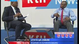 Wakili na mkaguzi wa maswala ya uchaguzi-John Kagucia: Mbiu ya KTN