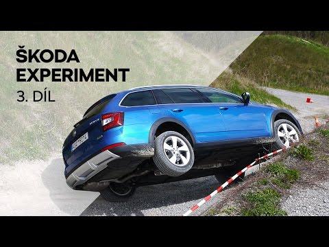 Skoda Octavia Combi Scout Универсал класса C - рекламное видео 2