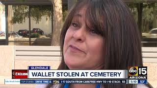 Valley woman pleading with thieves to return wallet with her dad